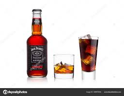 Jack Danile's ( by glass)